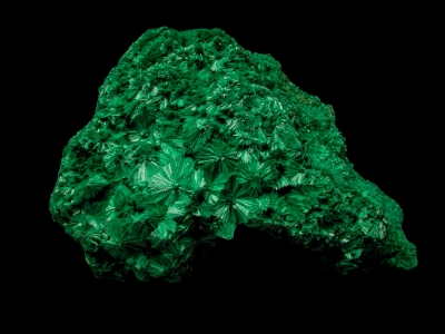 Malachite from Bristol Mine, Pioche, Lincoln County, Nevada [db_pics/update3/ML00078a.jpg]