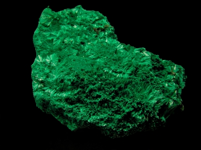 Malachite from Bristol Mine, Pioche, Lincoln County, Nevada [db_pics/update3/ML00078b.jpg]