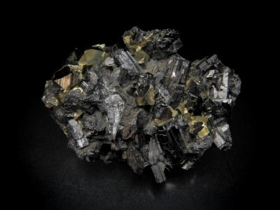 Enargite & Pyrite from Leonard Mine, Butte, Silver Bow, County, Montana, USA [db_pics/update3/ML00088.jpg]