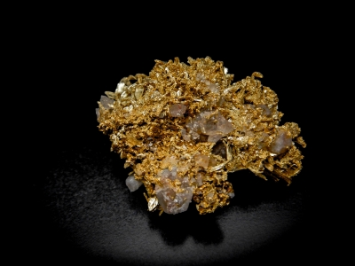 Gold from Round Mountain Mine, Nye County, Nevada, USA [db_pics/update3/ML00126c.jpg]