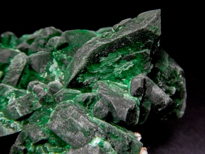 Malachite pseudo. after Azurite from Milpillas Mine, Municipo de Cananea, Sonora, Mexico [db_pics/update4/ML00129b.jpg]