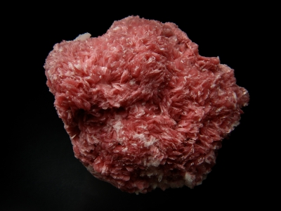 Rhodonite from Chiurucu Mine, Dos de Mayo Province, Huanuco Department, Peru [db_pics/update4/ML00133a.jpg]
