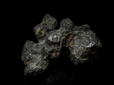Silver & Copper from Lake Superior District, Keweenah Peninsula, Michigan, USA [db_pics/update4/ML00137a.jpg]