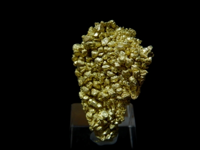 Gold from Round Mountain Mine, Nye County, Nevada, USA [db_pics/update4/ML00143a.jpg]