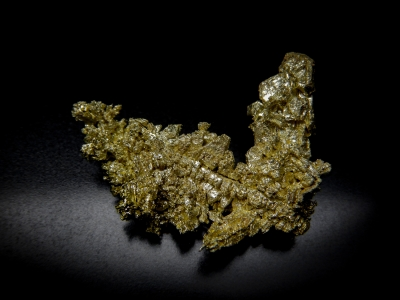 Gold from Round Mountain Mine, Nye County, Nevada, USA [db_pics/update4/ML00152a.jpg]