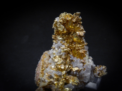 Gold from Round Mountain Mine, Nye County, Nevada, USA [db_pics/update4/ML00201b.jpg]