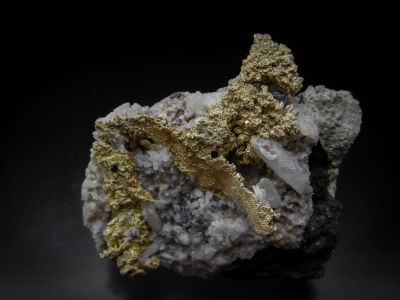 Gold from Round Mountain Mine, Nye County, Nevada, USA [db_pics/update4/ML00202b.jpg]