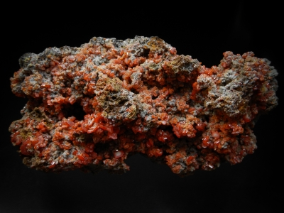 Wulfenite from Mian Ning, Xichang Area, Sichuan Province, China [db_pics/update4/ML00222a.jpg]