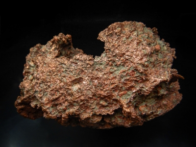 Copper (Skull) from Centennial #6 Mine, Centennial, Houghton Co., Michigan, USA [db_pics/update4/ML00245c.jpg]