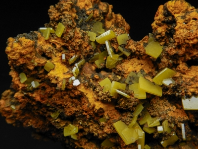 Wulfenite from Ojuela Mine, Mapimi, Durango, Mexico [db_pics/update5/ML00252b.jpg]