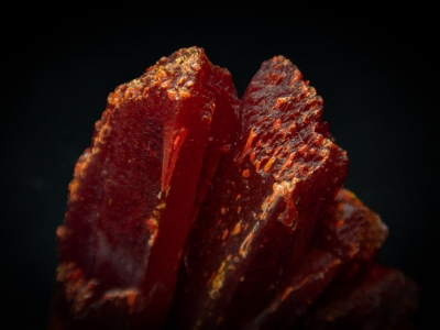 Realgar from Getchell Mine, Potosi District, Humboldt County, Nevada, USA [db_pics/update5/ML00275c.jpg]