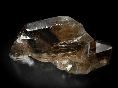 Quartz Gwindel from Piz Gendusas, Strem Valley, Tujetsch, Grishun, Switzerland [db_pics/update5/ML00284a.jpg]