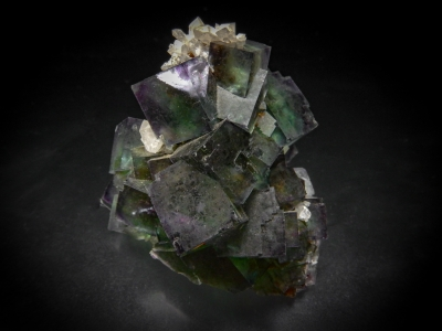 Fluorite & Quartz from Okorusu Mine, Otjiwarongo District, Namibia [db_pics/update5/ML00286a.jpg]