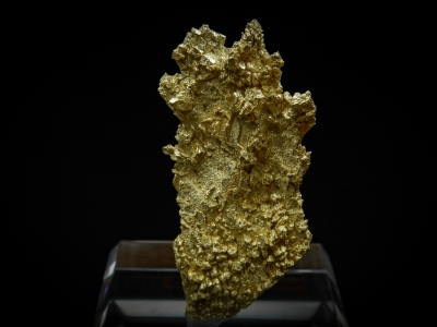 Gold from Round Mountain Mine, Nye County, Nevada, USA [db_pics/update5/ML00324a.jpg]