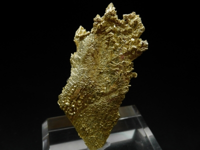 Gold from Round Mountain Mine, Nye County, Nevada, USA [db_pics/update5/ML00324c.jpg]