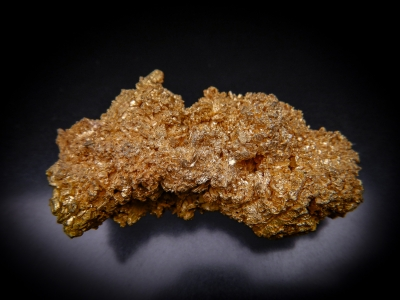 Gold from Round Mountain Mine, Nye County, Nevada, USA [db_pics/update5/ML00326a.jpg]