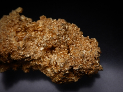 Gold from Round Mountain Mine, Nye County, Nevada, USA [db_pics/update5/ML00326c.jpg]