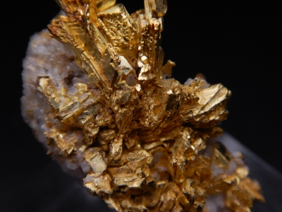 Gold from Round Mountain Mine, Nye County, Nevada, USA [db_pics/update5/ML00333b.jpg]