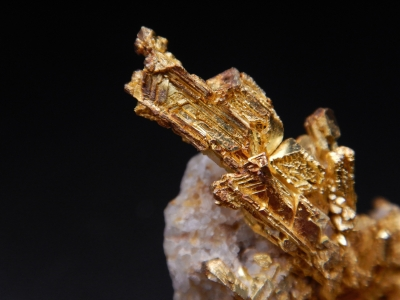 Gold from Round Mountain Mine, Nye County, Nevada, USA [db_pics/update5/ML00333c.jpg]