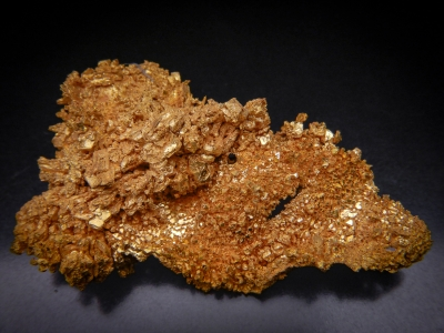 Gold from Round Mountain Mine, Nye County, Nevada, USA [db_pics/update5/ML00334a.jpg]
