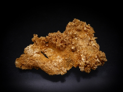 Gold from Round Mountain Mine, Nye County, Nevada, USA [db_pics/update5/ML00334b.jpg]