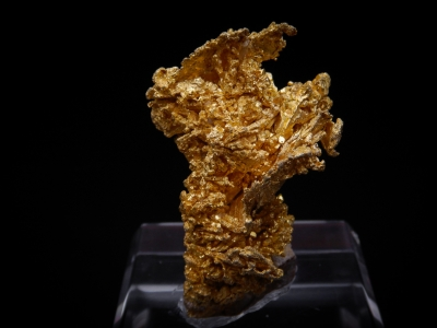Gold from Round Mountain Mine, Nye County, Nevada, USA [db_pics/update5/ML00335a.jpg]