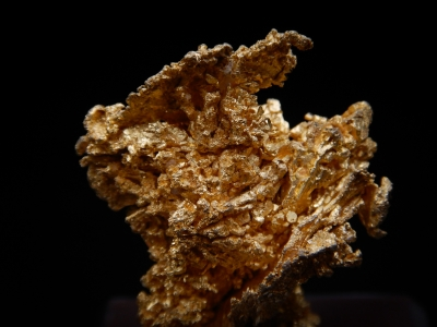 Gold from Round Mountain Mine, Nye County, Nevada, USA [db_pics/update5/ML00335b.jpg]