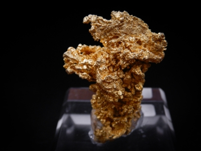 Gold from Round Mountain Mine, Nye County, Nevada, USA [db_pics/update5/ML00335c.jpg]