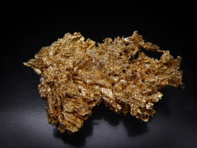 Gold from Round Mountain Mine, Nye County, Nevada, USA [db_pics/update5/ML00337a.jpg]