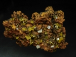 Wulfenite from Ojuela Mine, Mapimi, Durango, Mexico [ML00252]