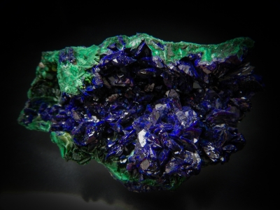 Azurite & Malachite from Sepon Mine, Vilabouly District, Savannakhet Province, Laos [db_pics/update6/ML00388a.jpg]