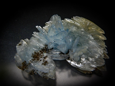 Barite from Sidi Lahcen Mine, Nador, Oriental Region, Morocco [db_pics/update6/ML00406a.jpg]
