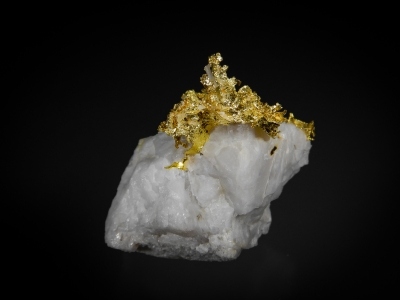 Gold from Harvard Mine, Jamestown, Tuolumne County, California, USA [db_pics/update7/ML00460b.jpg]