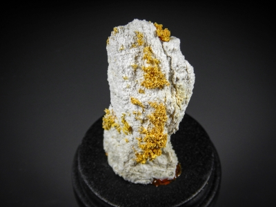 Gold from Greaterville Placer, Greaterville District, Pima County, Arizona, USA [db_pics/update7/ML00501a.jpg]
