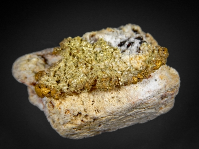Gold from Greaterville Placer, Greaterville District, Pima County, Arizona, USA [db_pics/update7/ML00503b.jpg]