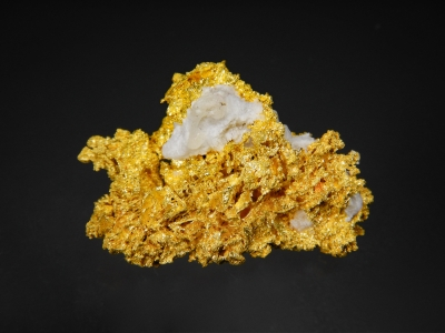Gold from GG Prospect, Tuolumne County, California, USA [db_pics/update7/ML00515a.jpg]