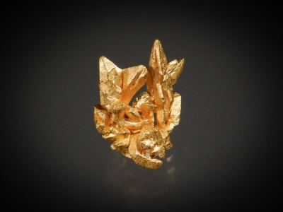 Gold from El Pauji, Gran Sabana, Venezuela [db_pics/update7/ML00522a.jpg]