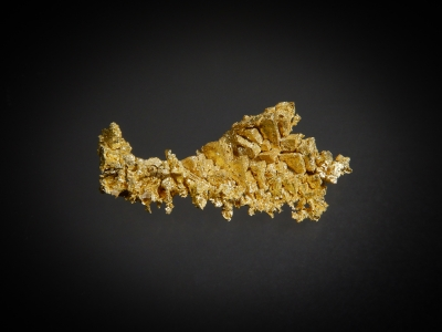 Gold from Round Mountain Mine, Nye County, Nevada, USA [db_pics/update7/ML00554a.jpg]