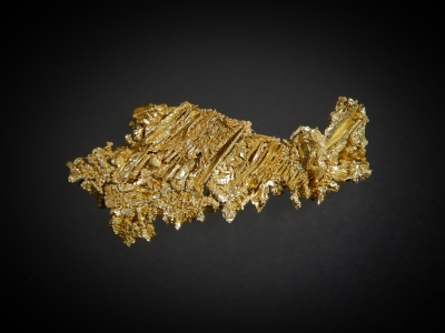 Gold from Round Mountain Mine, Nye County, Nevada, USA [db_pics/update7/ML00554b.jpg]