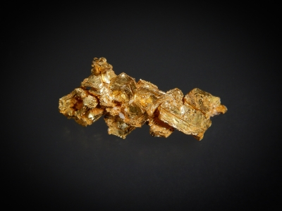 Gold from Round Mountain Mine, Nye County, Nevada, USA [db_pics/update7/ML00558a.jpg]