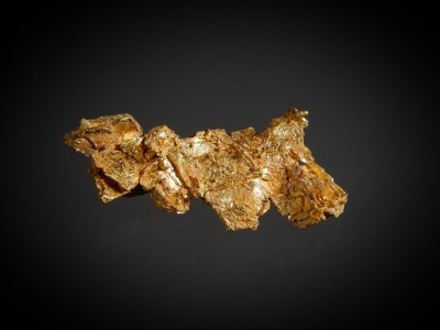 Gold from Round Mountain Mine, Nye County, Nevada, USA [db_pics/update7/ML00558b.jpg]