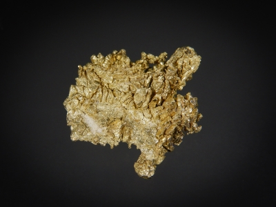 Gold from Round Mountain Mine, Nye County, Nevada, USA [db_pics/update7/ML00561a.jpg]