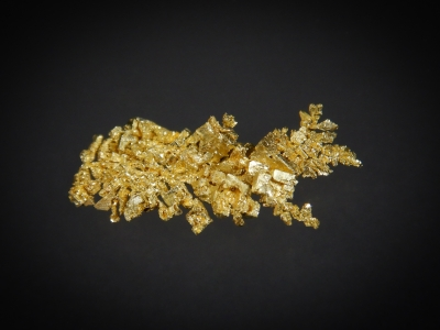 Gold from Round Mountain Mine, Nye County, Nevada, USA [db_pics/update7/ML00562a.jpg]