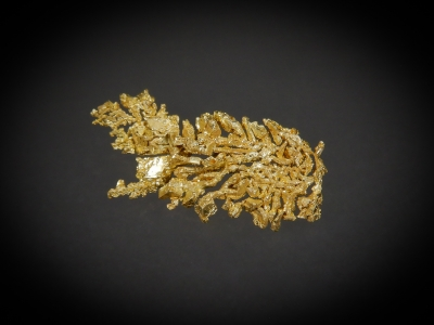 Gold from Round Mountain Mine, Nye County, Nevada, USA [db_pics/update7/ML00562b.jpg]