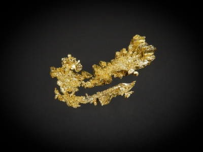 Gold from Round Mountain Mine, Nye County, Nevada, USA [db_pics/update7/ML00563a.jpg]