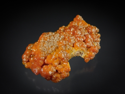 Pyromorphite from Bunker Hill Mine, Kellogg, Shoshone County, Idaho, USA [db_pics/update7/ML00577b.jpg]