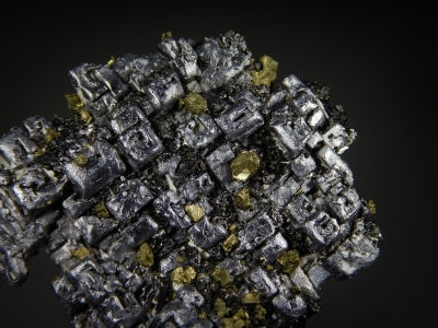 Galena, Sphalerite & Chalcopyrite from 9th of September Mine, Madan Ore Field, Rhodope Mountains, Smolyan Oblast, Bulgaria [db_pics/update7/ML00579c.jpg]