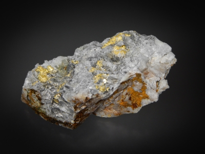 Gold in Arsenopyrite from Black Diamond Mine, Gibsonville District, Plumas County, California, USA [db_pics/update7/ML00601b.jpg]