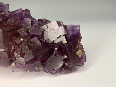 Fluorite & Calcite from Victory/Crystal Mine Complex, Cave-in-Rock, Hardin County, Illinois, USA [db_pics/update7/ML00612c.jpg]