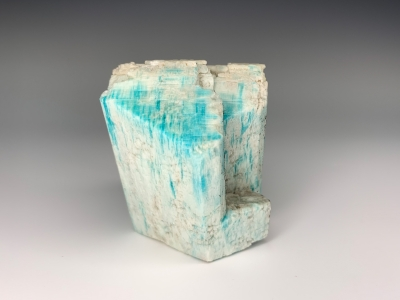 Microcline var. Amazonite from Zapot Mine, Gillis Range, Hawthorne, Mineral County, Nevada, USA [db_pics/update7/ML00619a.jpg]